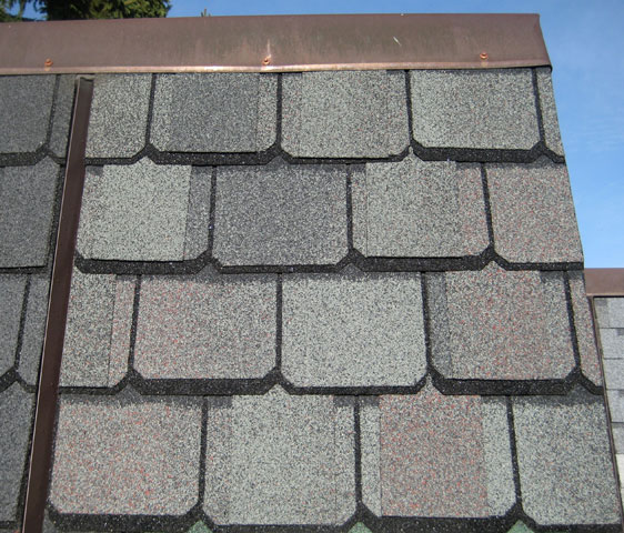Designer Cut Shingles