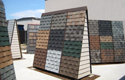 Roofing Display